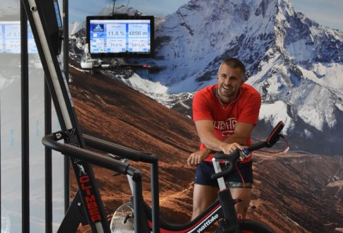 Hypoxic training: what's it all about?