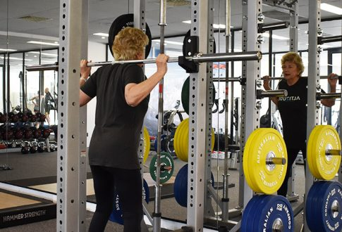 Resistance Training for the elderly: making improved muscle mass, fitness & quality of life possible!